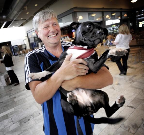 Lars Ohly - hundminister?!